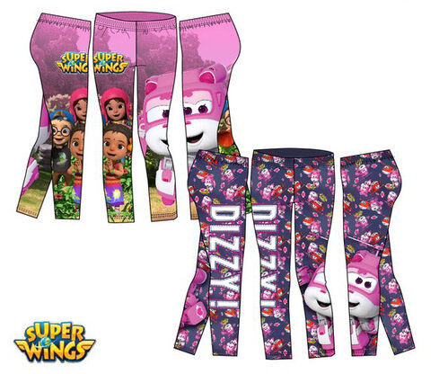 Leggins Super Wings
