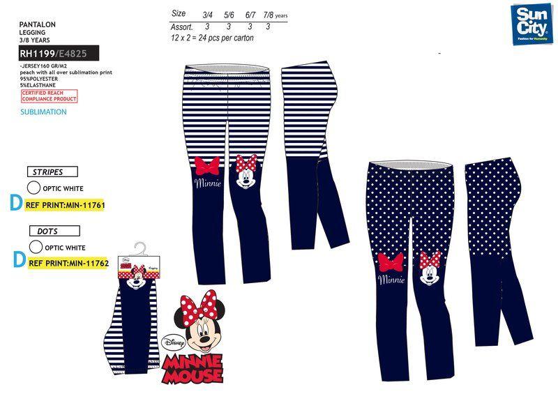 Pantalon Leggings De Minnie Mouse Regalos Y Regalitos