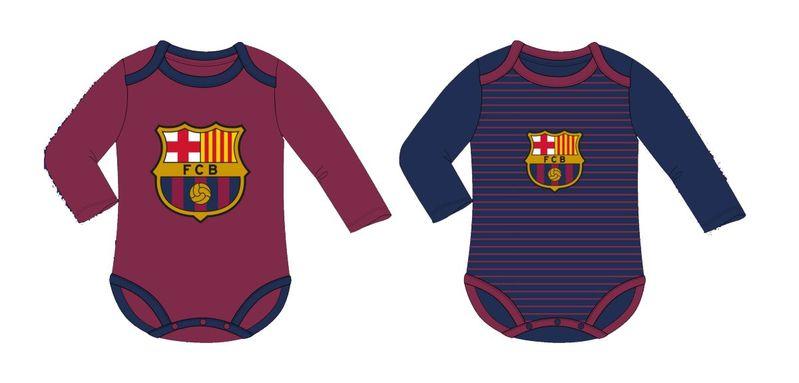Body bebe algodon interlock 180gr de Fc Barcelona - Regalos y regalitos 4942b41b978