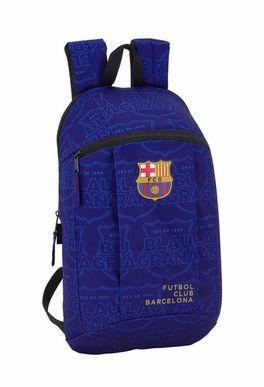 d4f177ee448 Mochila mini 39cm de FC Barcelona  Blue